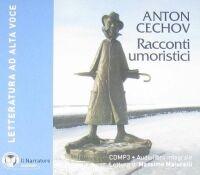 Racconti umoristici. Audiolibro. CD Audio formato MP3. Con e-text. Ediz. integrale
