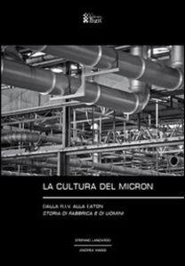 La cultura del Micron. Dalla R.I.V. alla Eaton storia di fabbrica e di uomini