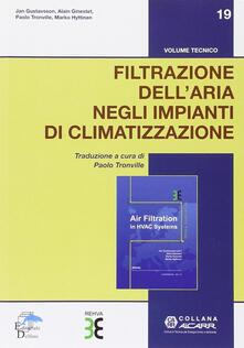 Filippodegasperi.it La filtrazione dell'aria negli impianti di climatizzazione Image