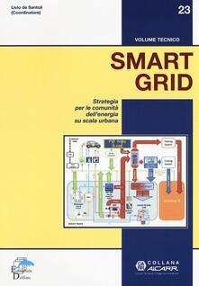 Camfeed.it Smart grid. Strategia per le comunità dell'energia su scala urbana Image