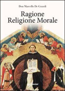 Ragione religione morale