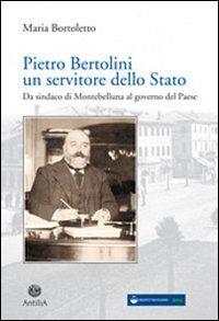 Pietro Bertolini. Un servitore dello Stato. Da sindaco di Montebelluna al governo del paese