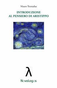 Introduzione al pensiero di Aristippo