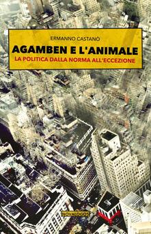 Antondemarirreguera.es Agamben e l'animale. La politica dalla norma all'eccezione Image