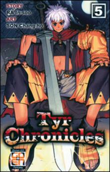 Rallydeicolliscaligeri.it Tyr chronicles. Vol. 5 Image