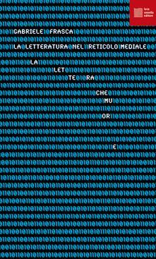 Lascalashepard.it La lettera che muore. La «letteratura» nel reticolo mediale Image