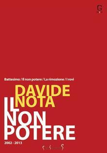 Radiosenisenews.it Il non potere (2002-2013) Image