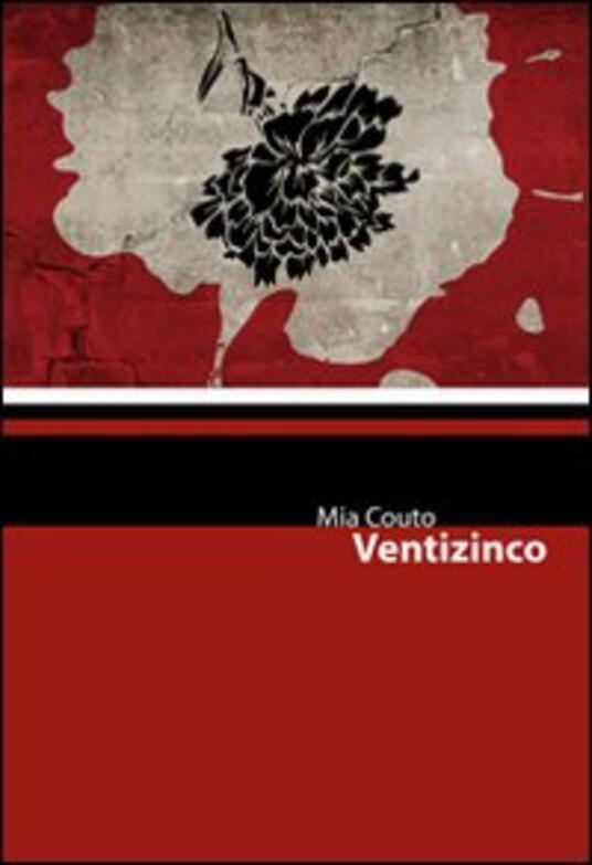 Ventizinco - Mia Couto - copertina