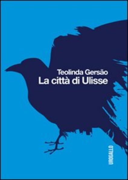 La città di Ulisse - Teolinda Gersão - copertina