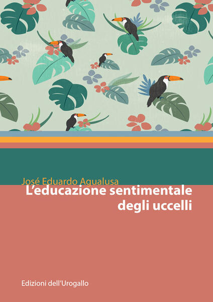 L' educazione sentimentale degli uccelli - José Eduardo Agualusa - copertina