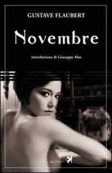 Novembre. Frammenti di uno stile qualsiasi - Gustave Flaubert - copertina