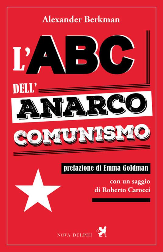 L' abc dell'anarco-comunismo - Alexander Berkman - copertina