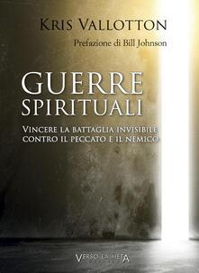 Antondemarirreguera.es Guerre spirituali. Vincere la battaglia invisibile contro il peccato e il nemico Image