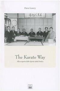 Libro The karate way Dave Lowry