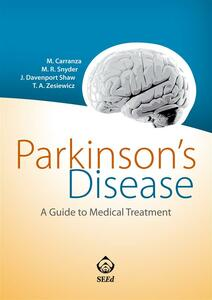 Parkinson's disease. A guide to medical treatment
