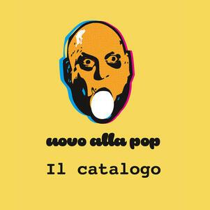 Uovo alla pop. Il catalogo