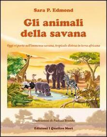 Festivalpatudocanario.es Gli animali della savana Image