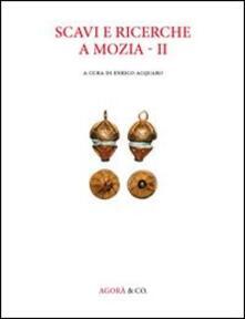 Scavi e ricerche a Mozia. Vol. 2 - copertina