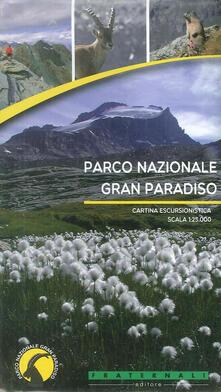 Ristorantezintonio.it Parco nazionale del Gran Paradiso 1:25.000 Image