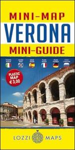 Verona mini map. Ediz. multilingue
