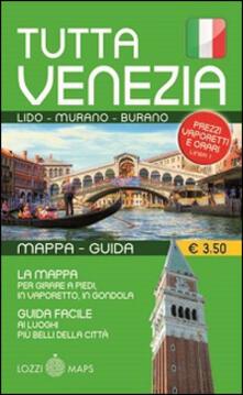 Cocktaillab.it Tutta Venezia. Guida e mappa Image