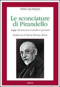 Le sconciature di Pirandello