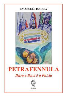 Petrafennula. Dura e duci è a puisia - Emanuele Insinna - copertina