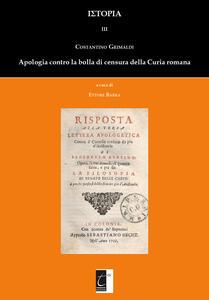 Apologia contro la bolla di censura della Curia romana