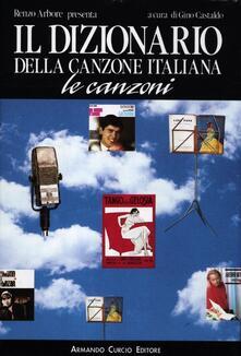 Cefalufilmfestival.it Il dizionario della canzone italiana. Le canzoni Image