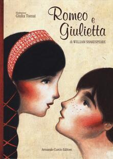 Romeo e Giulietta. Ediz. illustrata - William Shakespeare - copertina