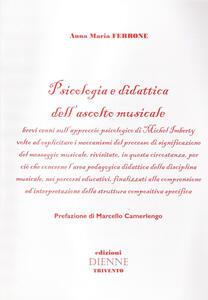Psicologia e didattica dell'ascolto musicale