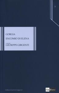 Encomio di Elena - copertina
