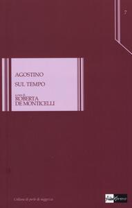 Sul tempo - Agostino (sant') - copertina
