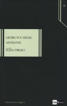 Winniearcher.com Antigone Image