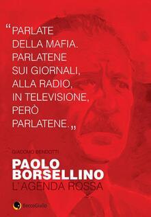 Vitalitart.it Paolo Borsellino. L'agenda rossa Image