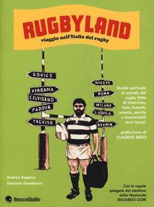 Voluntariadobaleares2014.es Rugbyland. Viaggio nell'Italia del rugby Image
