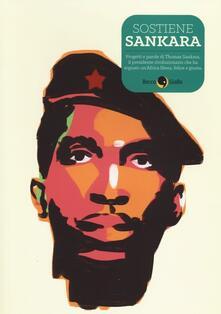 Festivalpatudocanario.es Sostiene Sankara. Racconti disegnati di felicità rivoluzionarie Image