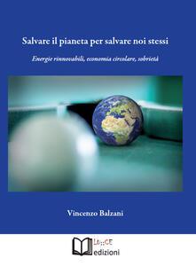 Steamcon.it Salvare il pianeta per salvare noi stessi. Energie rinnovabili, economia circolare, sobrietà Image