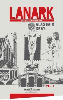 Associazionelabirinto.it Lanark. Una vita in quattro libri. Vol. 1 Image