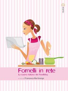 Fornelli in rete - Francesca Martinengo - copertina