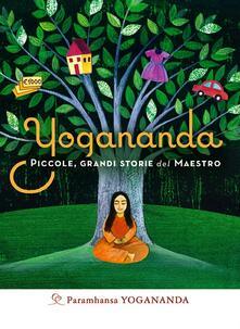 Voluntariadobaleares2014.es Yogananda. Piccole, grandi storie del Maestro Image
