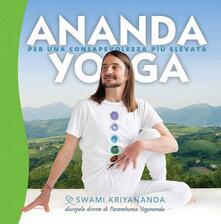 Amatigota.it Ananda yoga. Per una consapevolezza più elevata Image