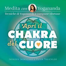 Camfeed.it Medita con Yogananda. Apri il chakra del cuore Image
