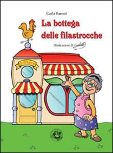 Premioquesti.it La bottega delle filastrocche. Ediz. illustrata Image