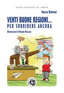 Venti buone regioni... per sorridere ancora - Marco Bottoni,Biagio Panzani - ebook