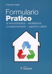 Lpgcsostenible.es Formulario pratico di termoidraulica. Ventilazione, condizionamento, vapore e calore Image