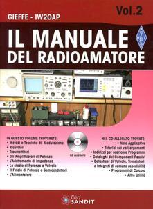Winniearcher.com Il manuale del radioamatore. Con CD-ROM. Vol. 2 Image