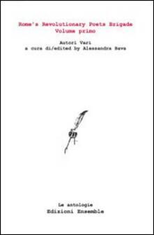 Fondazionesergioperlamusica.it Rome's revolutionary poets brigade. Vol. 1 Image