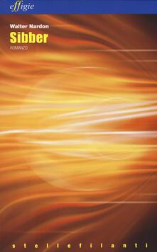 Sibber - Walter Nardon - copertina