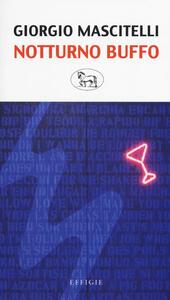 Notturno buffo - Giorgio Mascitelli - copertina